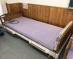 電動ベッド用具移動